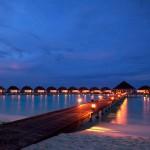 bungalo-Maldivy