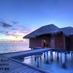 выбрать отель на Мальдивах