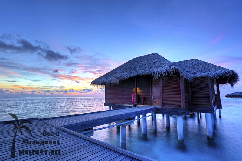 Как выбрать отель на Мальдивах?
