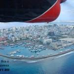 Гидросамолеты на Мальдивах