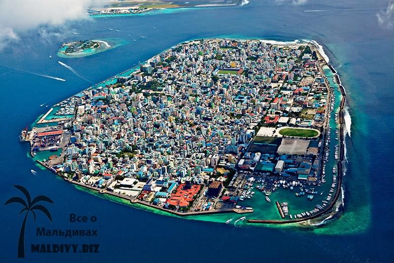 История Мальдив