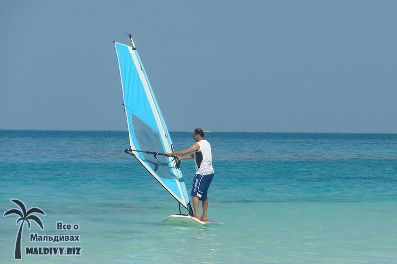 Активный отдых на Мальдивах
