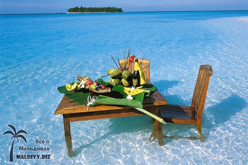 Сколько стоят туры на Мальдивы.