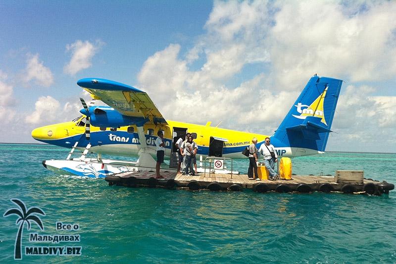 Транспорт на Мальдивах