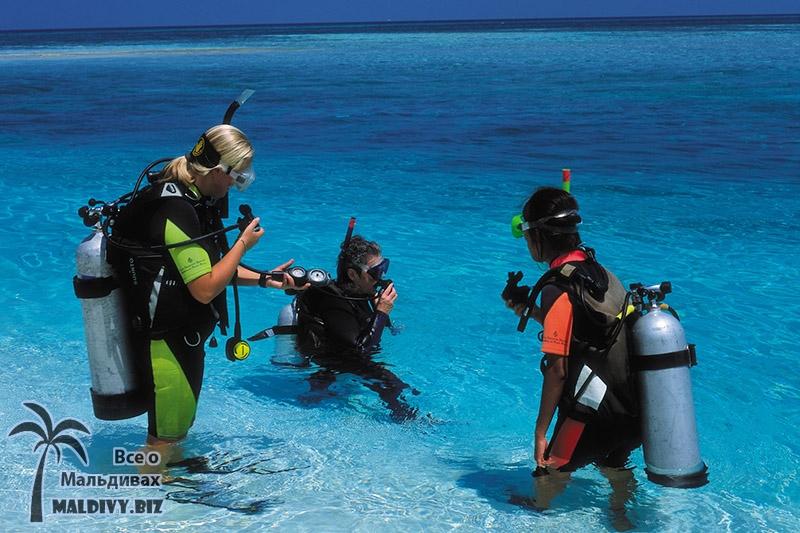 Памятка по Мальдивам