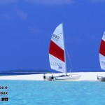 Развлечения на Мальдивах.
