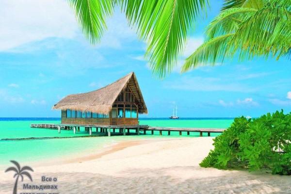 Курамати – лучший пляж на Мальдивах