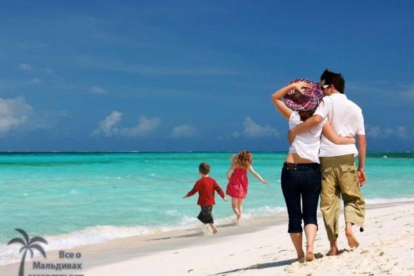 Отели на Мальдивах для детей и отдыха с детьми