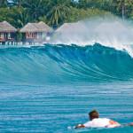 Мальдивы летом